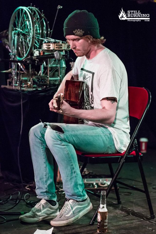 Craig John Davidson - flaresnseagulls.com