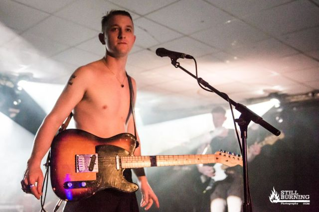 The Amazing Snakeheads - The Lemon Tree, Aberdeen