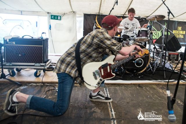 Deathcats - Wickerman Festival 2014