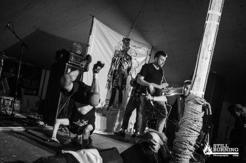 Hector Bizerk - Wickerman Festival 2014