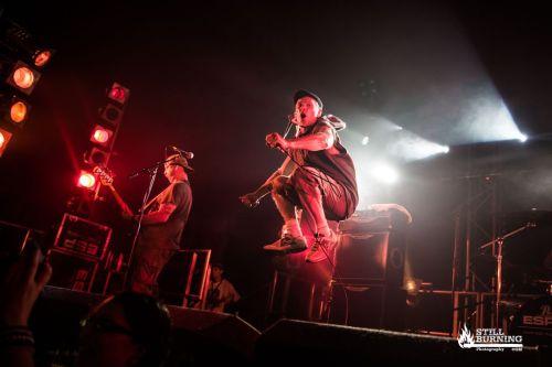 Cockney Rejects - Wickerman Festival 2014