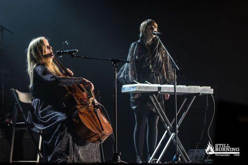 Jennie Abrahamson & Linnea Olsson - AECC, Aberdeen