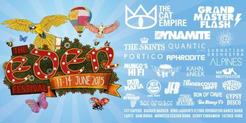 Eden Festival 2015