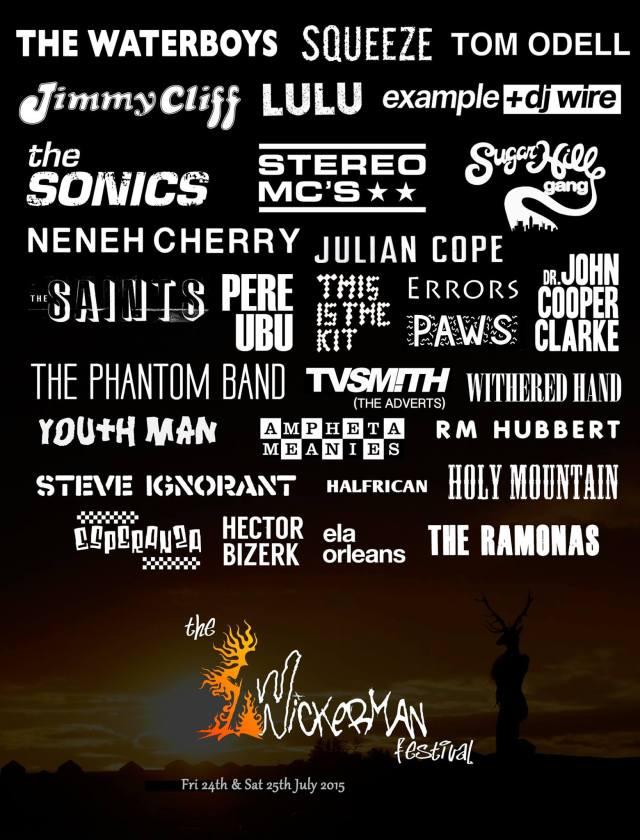 Wickerman Festival 2015
