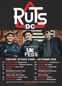 FnS Gig of the Month - October