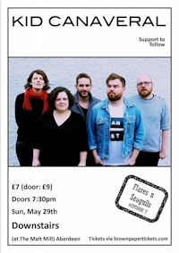 Gig of the Month - Kid Canaveral & Stanley