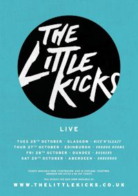 Gig of the Month - The Little Kicks