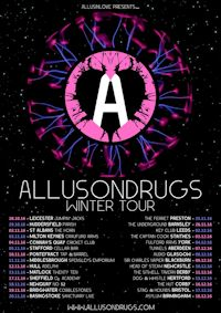 Gig of the Month - allusondrugs & Dear John