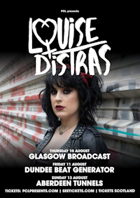 Louise Distras - Tunnels, Aberdeen